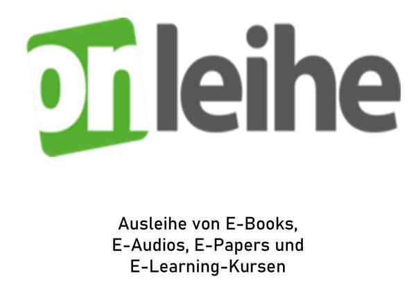 Onleihe / Thuebibnet