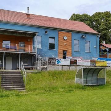 Sportlerheim in Marksuhl