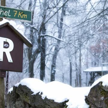 Winter auf dem Clausberg