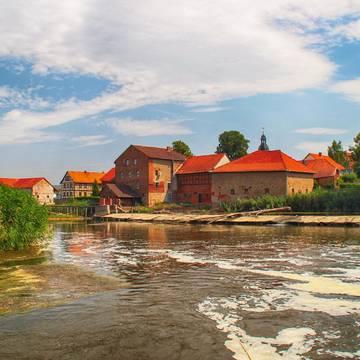 Blick auf Sallmannshausen