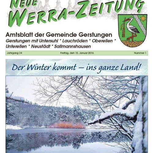 Amtsblatt 2016