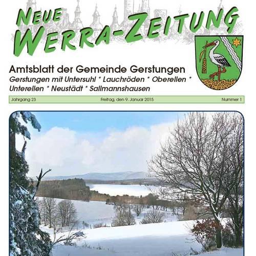 Amtsblatt 2015