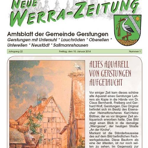 Amtsblatt 2014