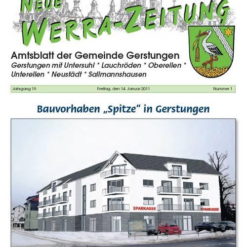 Amtsblatt 2011