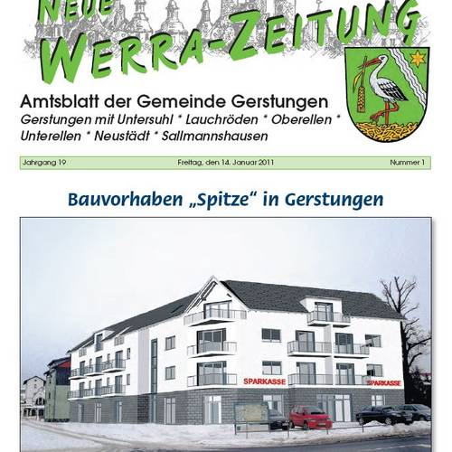 Amtsblatt 2011 © Karen Hartung