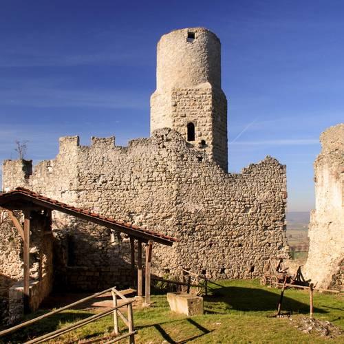 Burgmuseum Ruine Brandenburg