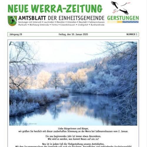 Amtsblatt 2020