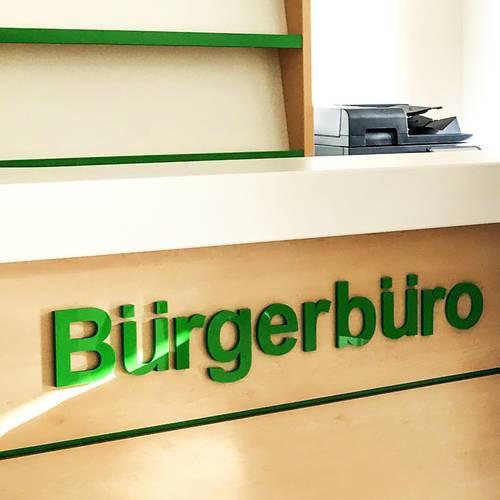 Bürgerbüros © Karen Hartung
