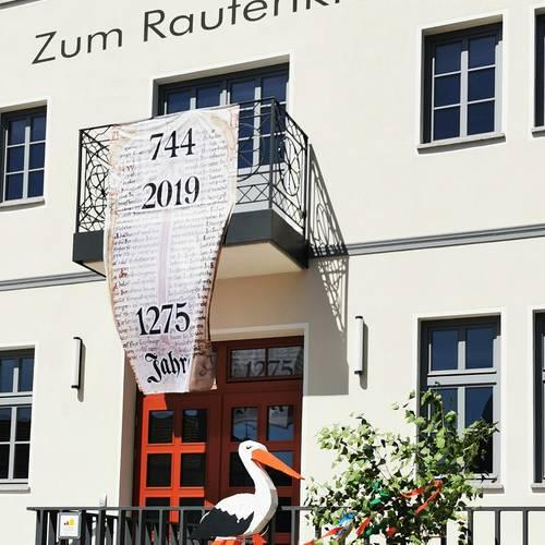 Bürgersaal Rautenkranz Gerstungen