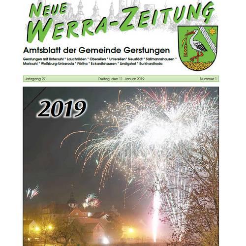Amtsblatt 2019