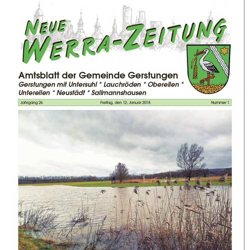Amtsblatt 2018