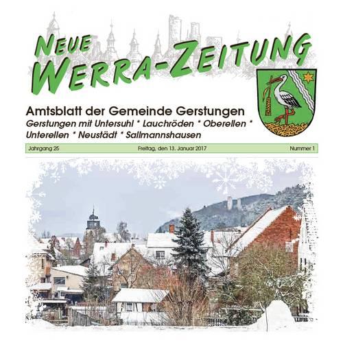 Amtsblatt 2017