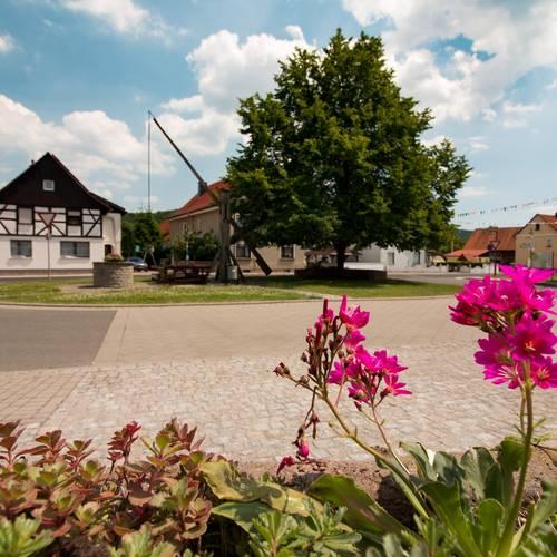 Dorfplatz Neustädt