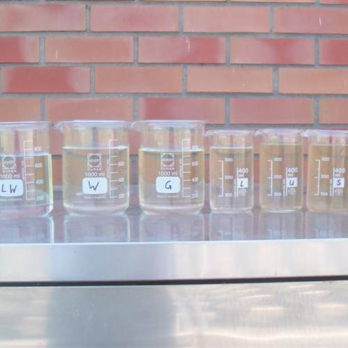 Trinkwasseranalyse