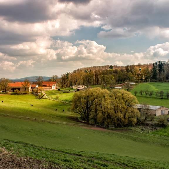 Clausberg - direkt am Thüringer Rennsteig