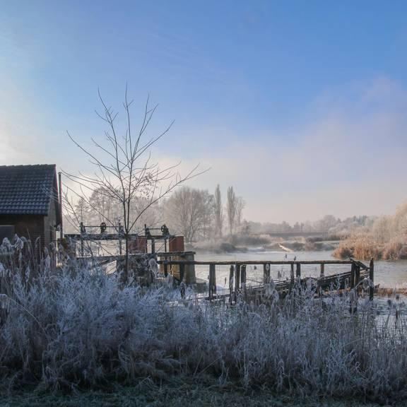 Schwettrich im Winter